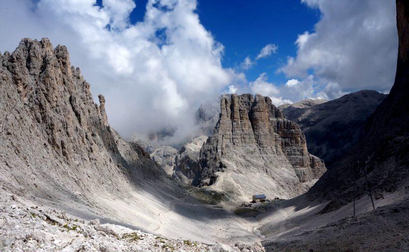 Nuvole sulle Dolomiti 2015-2016